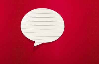 conversation, balloon, text